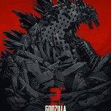 PostersGodzilla 2014 Poster Comic Con