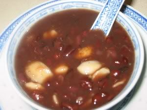 Chinese sweet red bean soup/drink | Pressure cooking | Pinterest