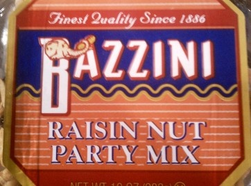 We love Bazzini's Raisin Nut Party Mix! | Our Favorites | Pinterest