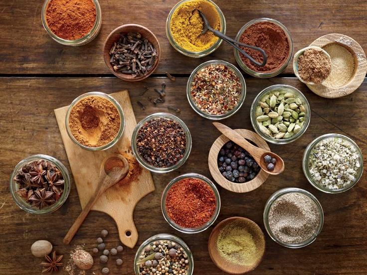 Spotlight on Spice!