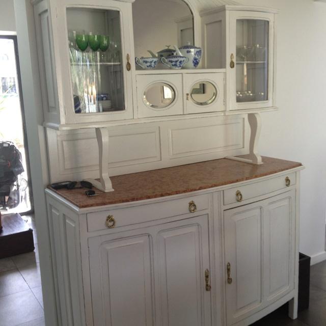 Muebles De Cocina Blancos Antiguos # azarak.com > Ideas Interesantes ...
