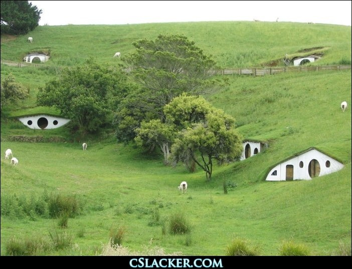 Homes Built Into The Side Of A Hill Possible Future Home