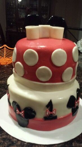 Christmas Cake Decorating Ideas Without Fondant : Minnie Mouse Cake Ideas Without Fondant 72939 Minnie Mouse