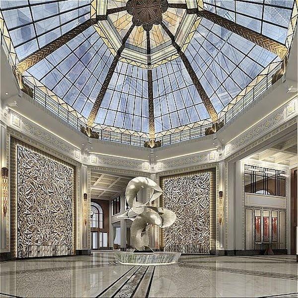 Hotel Fairmont Peace [Shanghai, China]