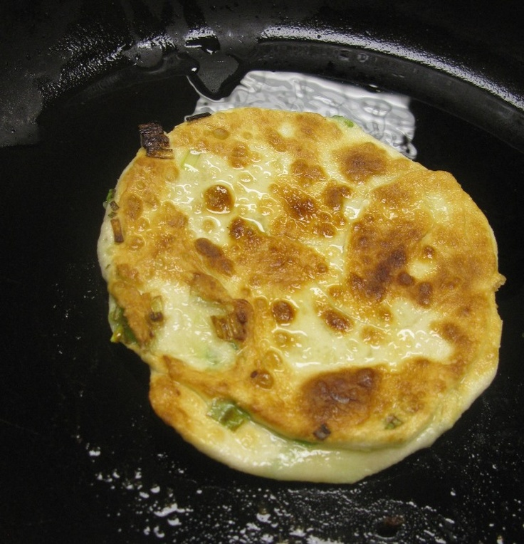 Make Chinese Scallion Pancakes | Great Food Ideas and Recipes | Pinte ...