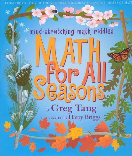 For all seasons by greg tang http www mathfilefoldergames com math for