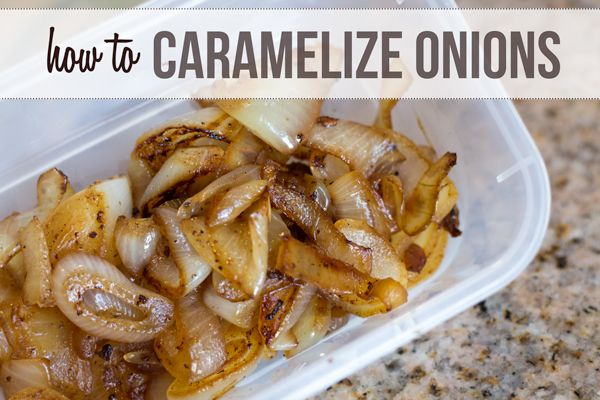 how to caramelize onions - very easy!! | RECIPES TO TRY | Pinterest