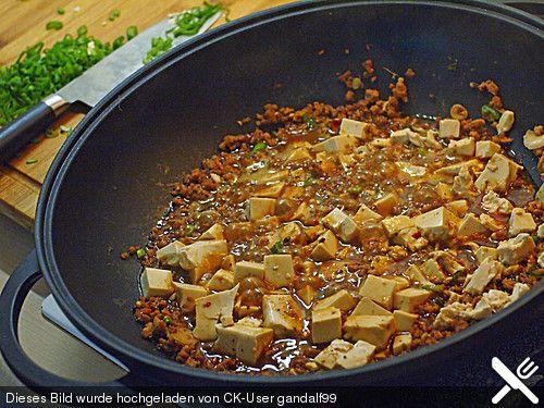 Mapo Doufu vegetarisch | Recipe