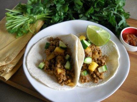 fast & easy: chorizo & potato tacos | Recipes | Pinterest