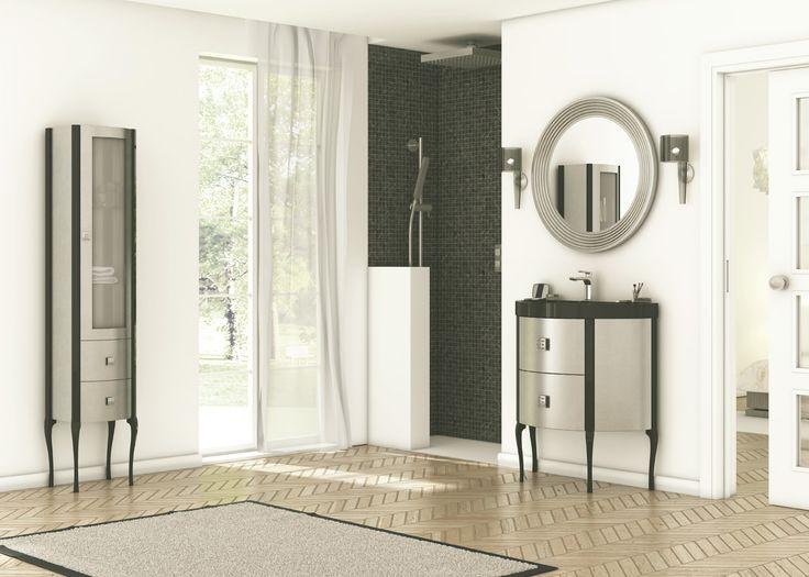 Muebles De Baño Estilo Neoclasico:Contemporary Bathroom Vanities