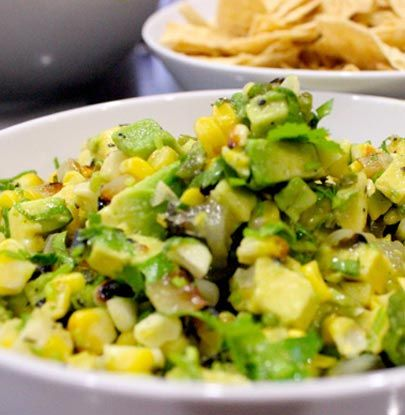 Avocado and Corn Salsa Post Image