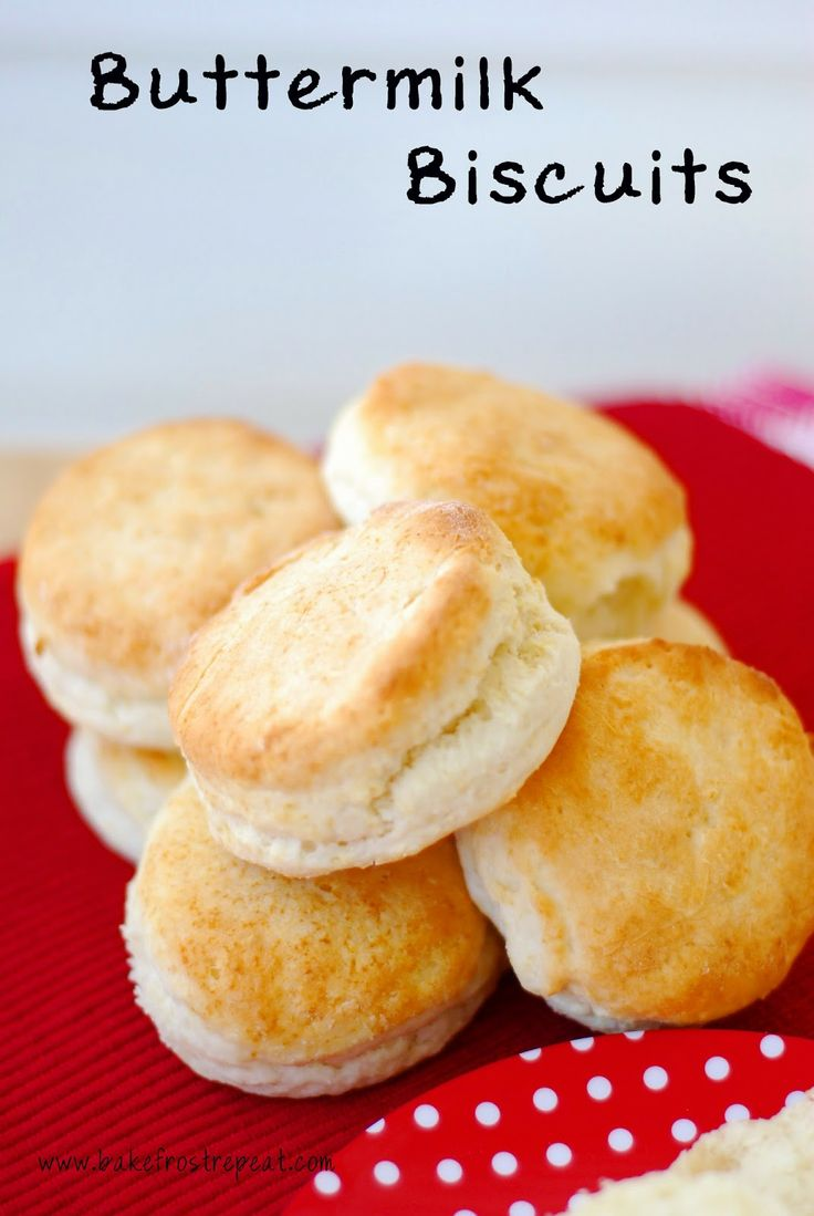 Buttermilk Herb Biscuits Recipe — Dishmaps