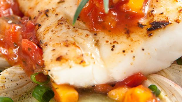 Baked cod fish pinterest for Baked cod fish recipes
