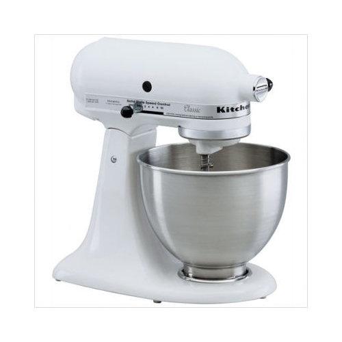 Kitchenaid kitchenaid classic 4 5 qt stand mixer - Kitchenaid qt mixer review ...