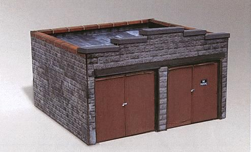 Block garage plans pin it like website ideas for the for Block garage building plans