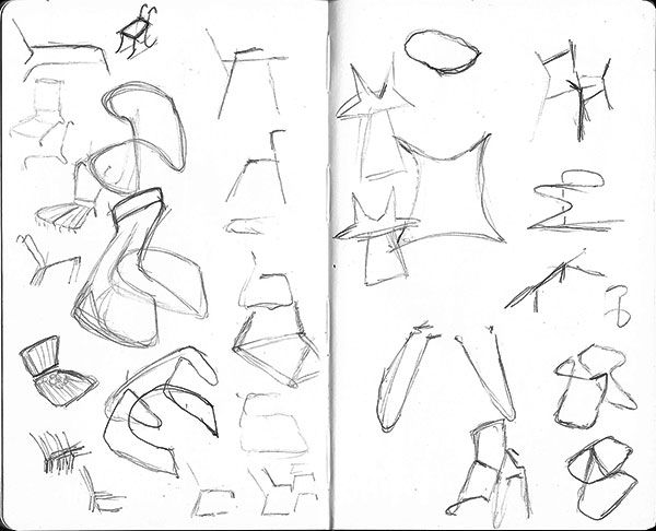 Chair design sketches product design sketches pinterest