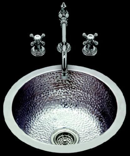 Bates and Bates Alegre Cabo Under Counter Lavatory Sink bathroom sinks