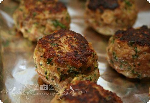 greek turkey meatballs | food stuffs | Pinterest