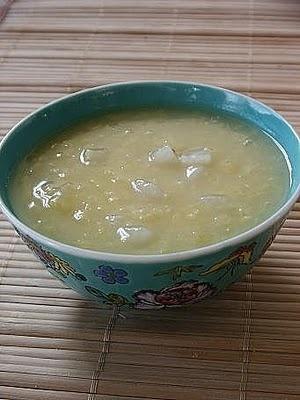 Chinese Sweet Mung Bean Popsicles Recipe — Dishmaps