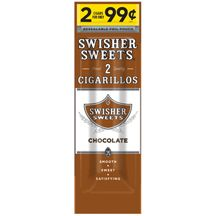 ... , rich chocolate blend for its Swisher Sweets Chocolate Cigarillos