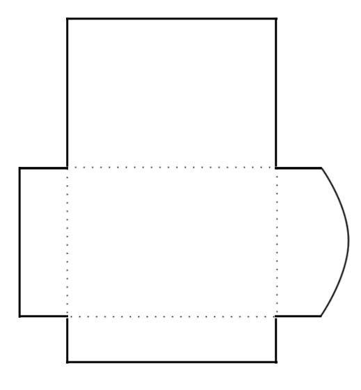 envelope printing templates