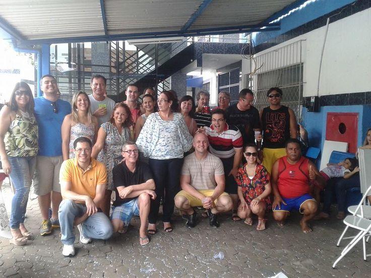 Vila Velha, ES: confraternização 2014