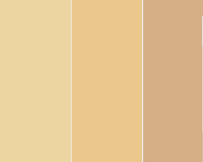 Soft Autumn Yellows. Buy color swatches - Truth is Beauty