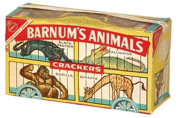 Barnum's animal crackers | tooth decay | Pinterest