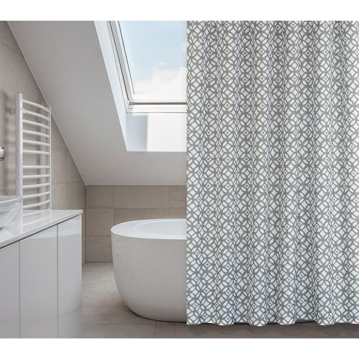 Madison Taupe iary Taupe 14 piece Shower Curtain Set
