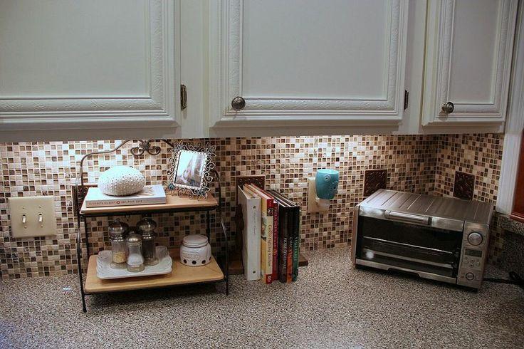 Mosaic Tile Backsplash How to How Tile Backsplash Diy