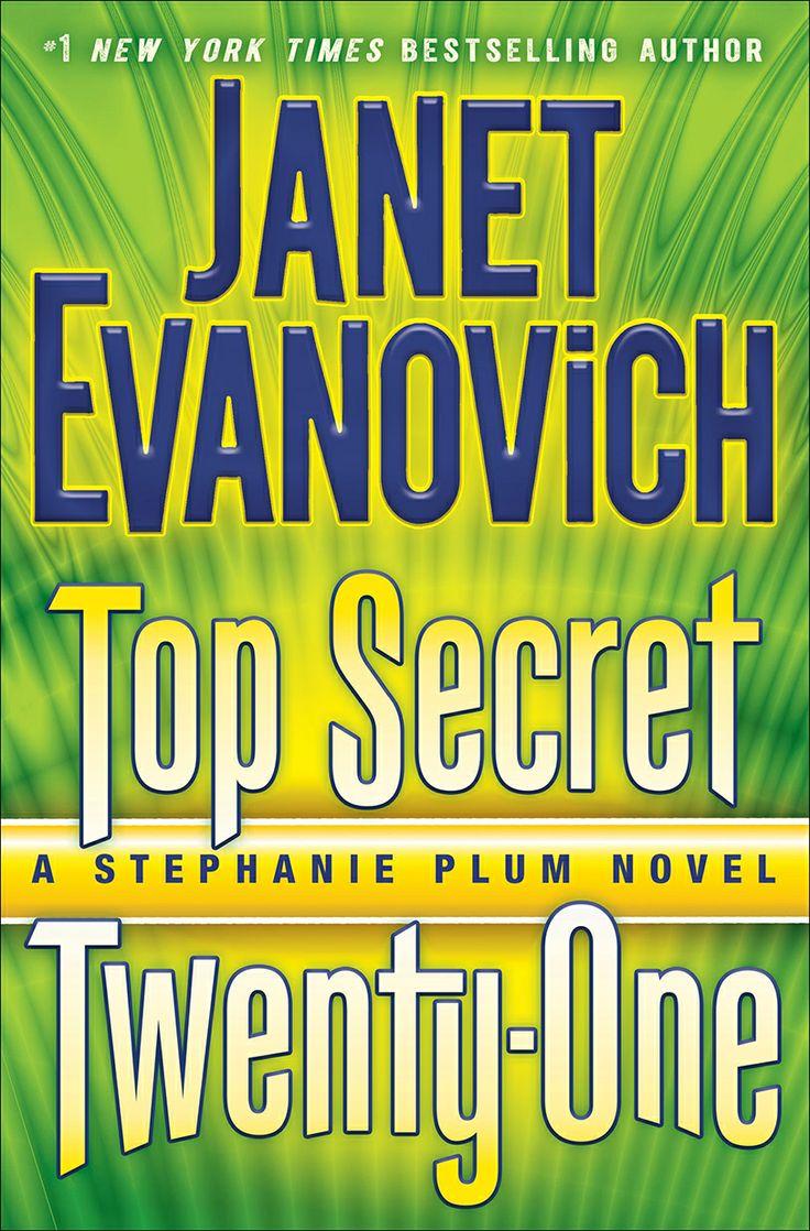 Janet Evanovich - Book Series In Order