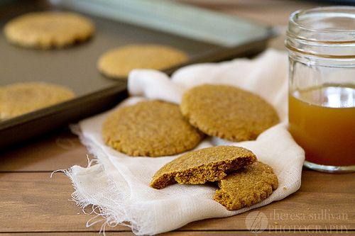 Chewy pumpkin molasses cookies   COOKIES!!   Pinterest
