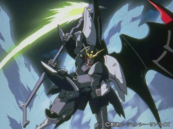 Gundam Deathscythe Hel...