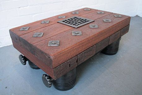 Industrial Table Industrial Home Decor Pinterest