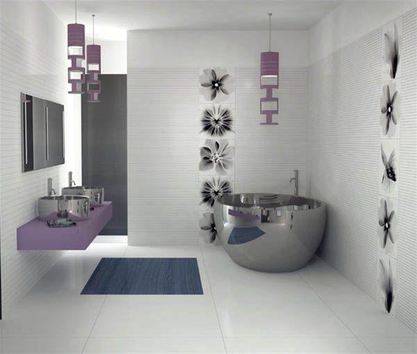 Perfect teen bathroom designing ideas decorating pinterest - Teenage bathroom decorating ideas ...