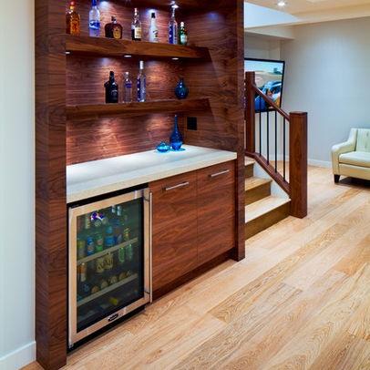 Basement mini bar area basement ideas pinterest - Mini bar ideas for basement ...