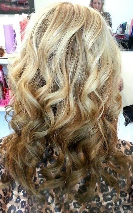 Reverse Blonde Ombre Hair