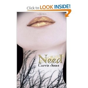 Need- by Carrie Jones