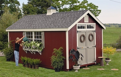 Raised timber decking kits garden shed very shed plans for Very small garden sheds