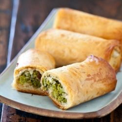 Broccoli Spanakopita | Amazing Appetizers | Pinterest