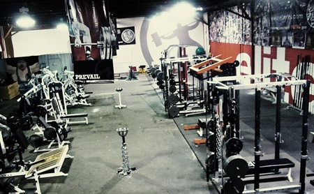 the ultimate place to train