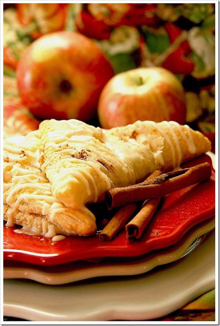 Apple Pumpkin Turnover | Cooking Tips Hints | Pinterest