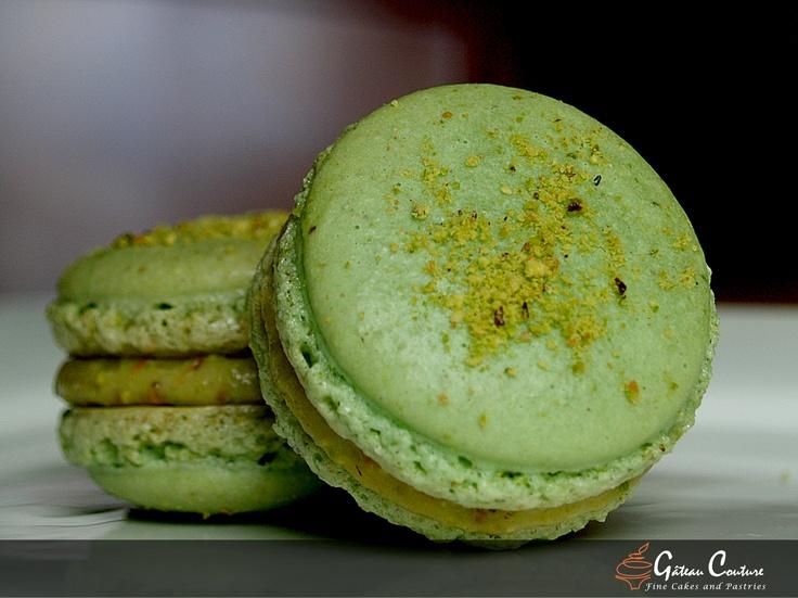 Pistachio Macarons Recipes — Dishmaps