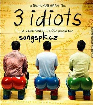 9 5 5x0 3 idiots songs