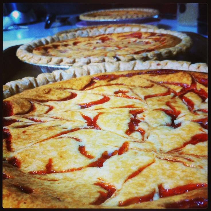 Guava & Cream Cheese Pie | Cakes🎂🎂 | Pinterest
