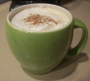 Starbucks Egg Nog Latte | Food 411: Gettin' My Drink On | Pinterest