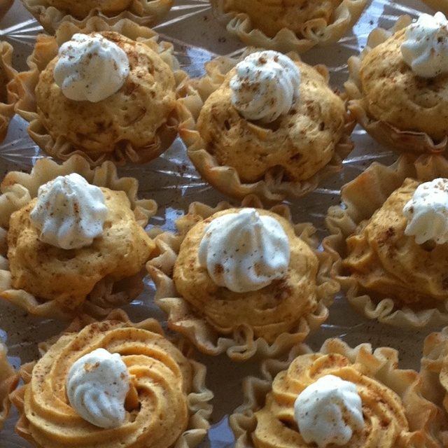 pumpkin pies mini pumpkin tiramisu mini pumpkin pies pumpkin pie mini ...