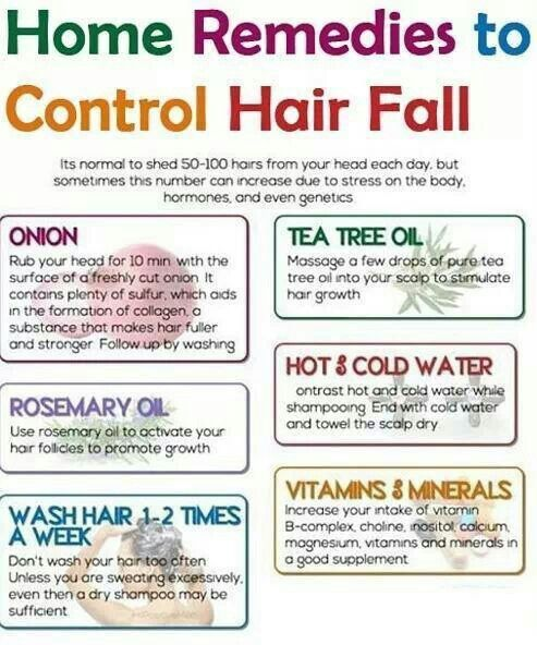 Home Remedies To Control Hair Fall Health Amp Beauty Tips
