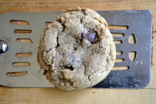 Buckwheat Chocolate Chip Cookies | Baking: Cookies & Bars | Pinterest