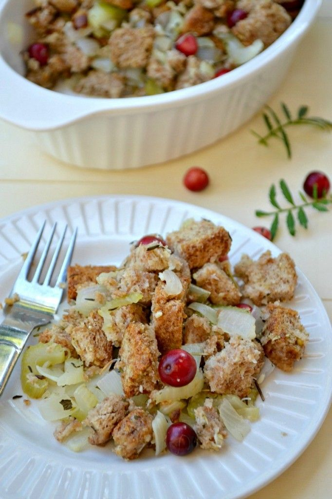 Gluten-Free Thanksgiving Stuffing | Recipe
